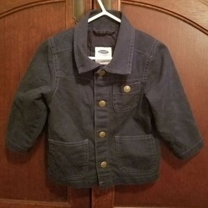 🌟12-18 Months Baby Boy Denim Jean Jacket🌟